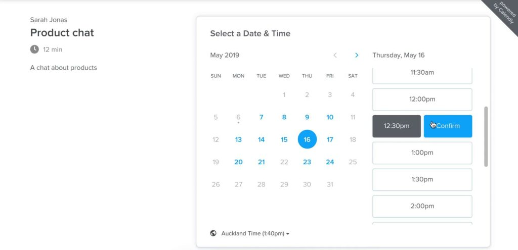 Calendly – Livespace integrations for communication